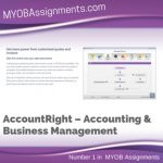 AccountRight – Accounting & Business Management