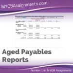 Aged Payables Reports