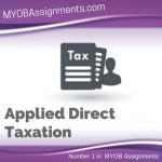 Applied Direct Taxation
