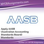 Apply AASB (Australian Accounting Standards Board) Standards