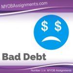 Bad Debt