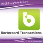 Bartercard Transactions