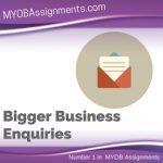 Bigger Business Enquiries