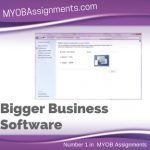 Bigger Business Software