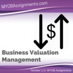 Business Valuation Management
