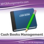 Cash Books Management