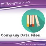 Company Data Files