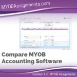 Compare MYOB Accounting Software