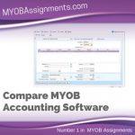 Compare MYOB Accounting Software