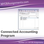 Connected Accounting Program