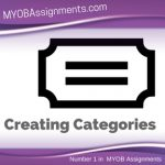 Creating Categories