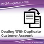 Dealing With Duplicate Customer Account