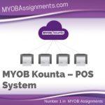 MYOB Kounta – POS System