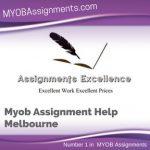 Myob Assignment Help Melbourne