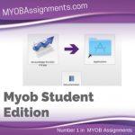 Myob Student Edition