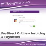 PayDirect Online – Invoicing & Payments