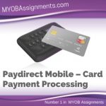 Paydirect Mobile – Card Payment Processing