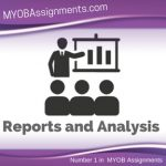 Reports and Analysis