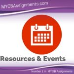 Resources & Events