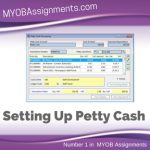 Setting Up Petty Cash