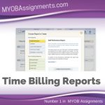 Time Billing Reports