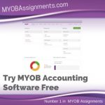 Try MYOB Accounting Software Free